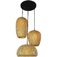 Amazonfr Luminaire Bambou