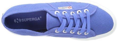 Superga 2750-Jcot Classic Scarpe da Ginnastica, Unisex Bambini Blu (Blue Iris C20)
