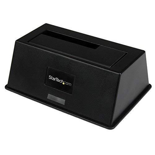 StarTech.com eSATA / USB 3.0 SATA III Festplatten / SSD Dockingstation mit UASP - 2,5/3,5 Zoll (6,4/8,9cm) SATA I/II/II USB 3 HDD/SSD Dock