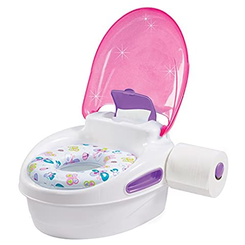 Summer Infant Step by Step Potty (Pink)