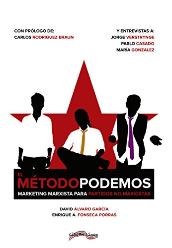 El Método Podemos: Marketing marxista para partidos no marxistas por Enrique A.