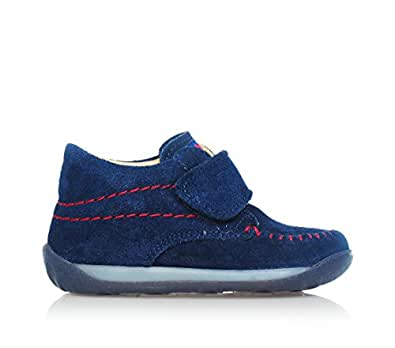 Falcotto by Naturino 1361, Chaussure de ville mixte enfant, navy/rouge (navy/rosso), 20
