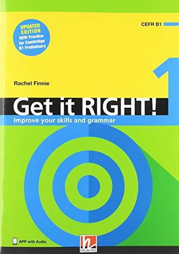 Get it right ! Improve your Skills Versione internazionale. Level 1: Student's book. Con app. Con CD-Audio