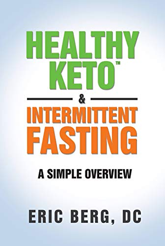 Healthy Keto & Intermittent Fasting (English - Dr Hundefutter Berg