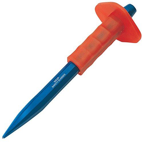 Draper Tools 26766 300 x 16 mm Pointe biseautée avec protège-main