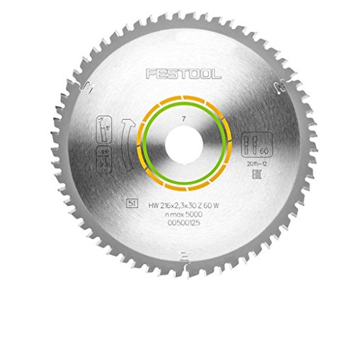 Preisvergleich Produktbild Kreissägeblatt 216x2,3x30 W60
