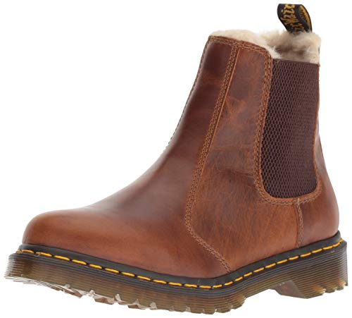 Dr. Martens Womens 2976 Chelsea Boot a/w 18 Butterscotch Orleans UK5 EU38 US7