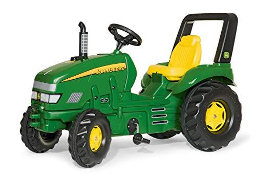 Rolly Toys 35632 - Veicolo a Pedali per Trac John Deere