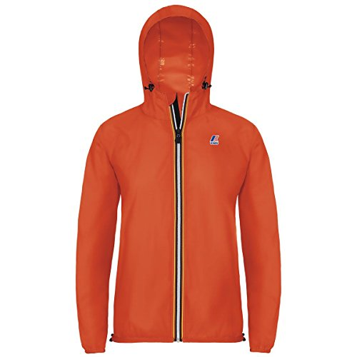 K-Way Claudette Cappotto, Arancione (Orange Flame B06)