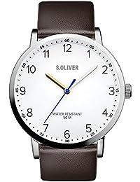 s.Oliver Herren-Armbanduhr SO-3480-LQ