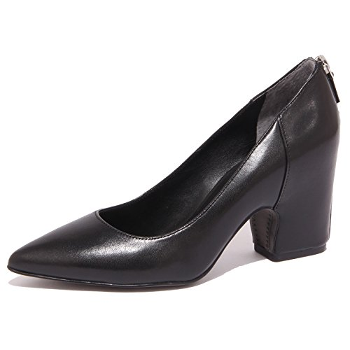 8750P décolleté WHAT FOR nero scarpa donna shoe woman [35.5]