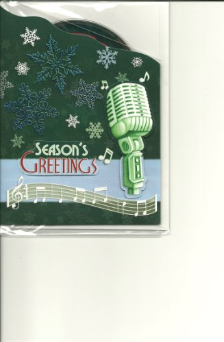 Seasons Greetings - Christmas Memories - Weihnachtskarte mit CD - Day Doris Weihnachts-cd