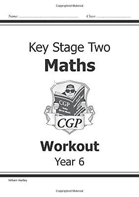 KS2 Maths Workout - Year 6 (CGP KS2 Maths) from Coordination Group Publications Ltd (CGP)