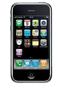 Apple iPhone 3G Smartphone, 16GB, Schwarz