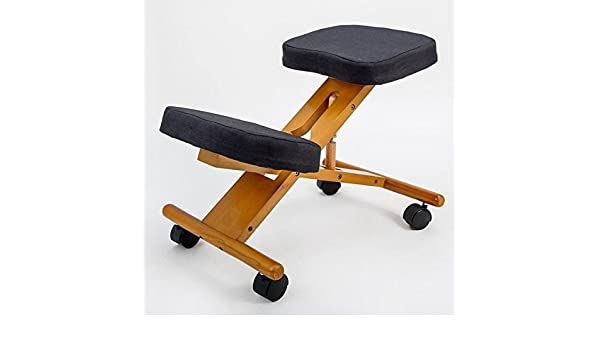 Hug flight ergonomica sedia sgabello ortopedico inginocchiatoio in
