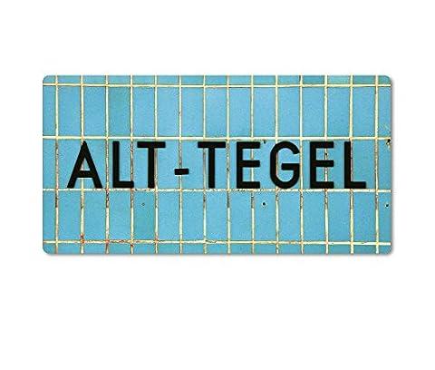 Magnet / Kühlschrankmagnet Nr8005 von tom bäcker ++ BERLIN ++