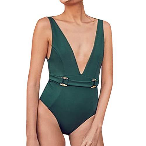 Goldatila Damen Bikiniswomen Retro Sailor Schwimmen Kostüm Kleid Plus Size Bottom Polyester Bikini Für Frauen
