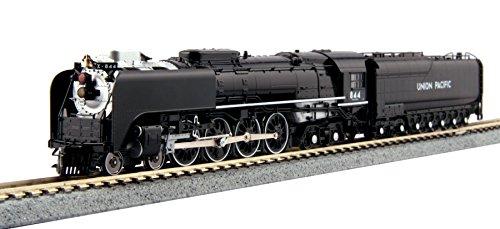 Spur N - Kato Dampflok Class FEF 4-8-4 GS4 Union Pacific