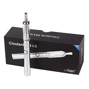 Véritable Cloupor Cloutank M3 sec Herb Vaporisateur Kit Noir