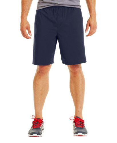 "Under Armour Men's UA Mirage 10"" Shorts Small Midnight Navy"