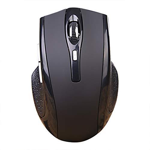 Hengzi W321 Wiederaufladbare Bluetooth-Funkmaus Optische 1600DPI-Dualmodus-Mäuse