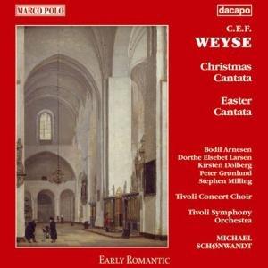Weyse C.E.F: Christmas & Easte