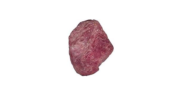 pierres de naissance et min/éraux dao/ût Cristal de spinelle de haute qualit/é pierres pr/écieuses brutes pierre de spinelle rouge de 5 ct