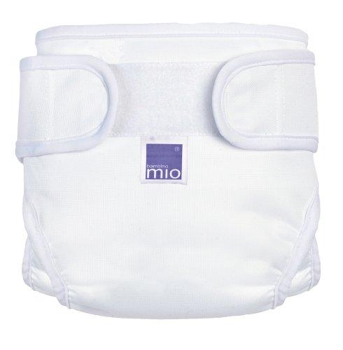 Bambinomio Miosoft Wickelhose Medium - weiß