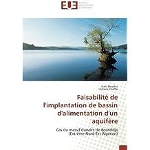 Faisabilité de l'implantation de bassin d'alimentation d'un aquifère: Cas du massif dunaire de Bouteldja (Extrême Nord-Est Algérien)