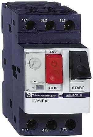 schneider-electric-sc5gv2me10-disjoncteur-moteur-noir