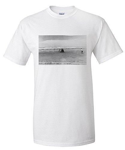 pacific-ocean-beach-scene-photograph-premium-t-shirt