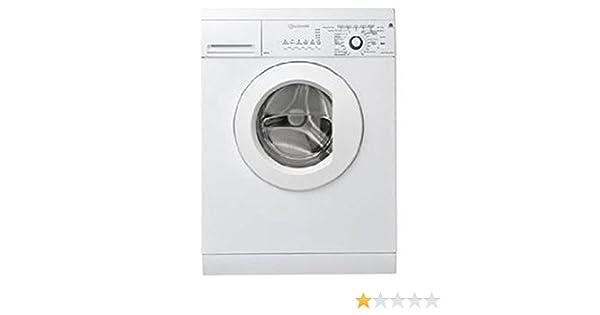 Bauknecht wa plus sd waschmaschine frontlader a rpm