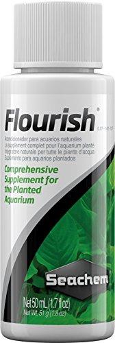 Seachem ABONO PARA PLANTAS DE ACUARIO FLOURISH