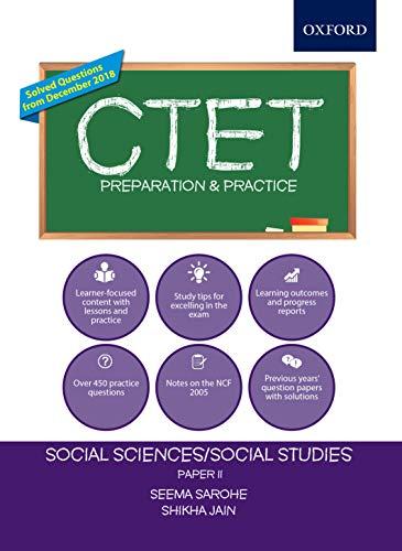 CTET Preparation & Practice: Social Sciences/Social Studies
