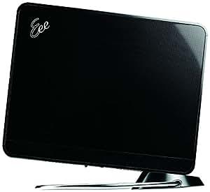 ASUS Eee Box B202 Mini ordinateur de bureau 1 x Atom N270 / 1.6 GHz RAM 1 Go Disque dur 1 x 160 Go GMA 950 Gigabit Ethernet LAN sans fil : 802.11b/g/n (draft) Win XP Familiale Moniteur : aucun(e)