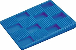 Triuso 5.7 x 4.5 cm Plastic wedges, Pack of 20, for laying  Parquet / Laminate, Laying Tool, laying aid
