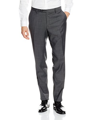 Club of Gents Cedric, Pantalon de Costume Homme Grau (Grau 82)