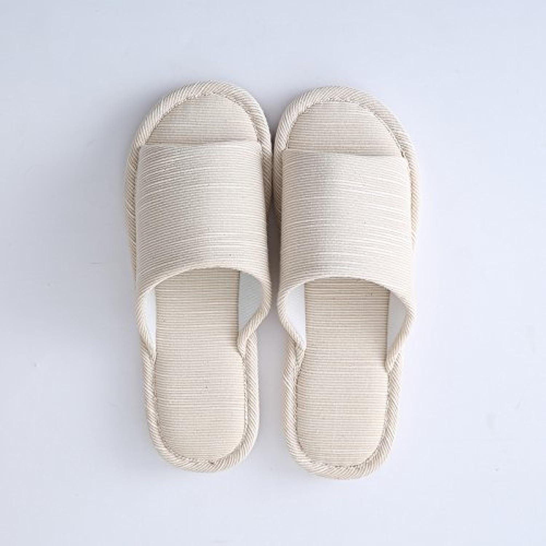 Aemember Ropa Femenina zapatillas Verano Home Furnishing par Piso Otoño de deslizamiento suave masculino zapatillas