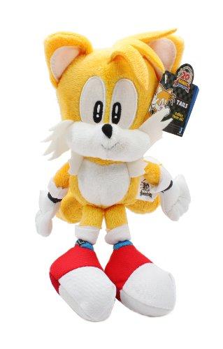 Sonic Tails Und (Jazwares - Sonic: The Hedgehog Plüsch - Tails,)