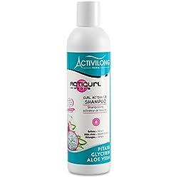 Activilong Acticurl Hydra Shampooing Activateur de Boucles Pitaya Glycerin Aloe Vera 250 ml