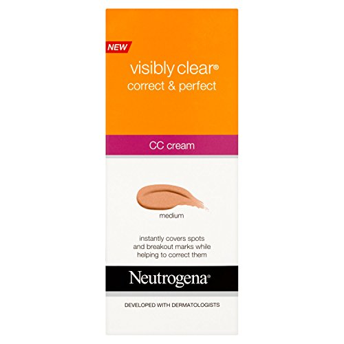 Neutrogena Visibly Clear Crema CC - 50 ml.