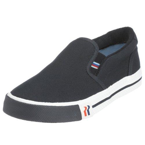 Romika Laser, Unisex-Erwachsene Slip On Sneaker, Blau (Blau 500), 40 EU