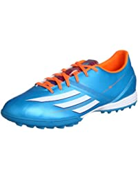 uk availability 6ba9b 64987 Adidas F10 TRX TF Fussballschuhe solar blue-solar zest-running white - 41 1