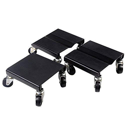 1500LBS Schneemobil Roller Set 3pcs Dolly Speicher Dollies Mover Snow Mobile -