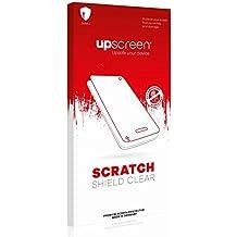 upscreen Scratch Shield Clear Protector de Pantalla para Leica V-LUX (Typ 114), Fuerte Protección Anti-Rayado, Alta Transparencia, Anti-Huellas