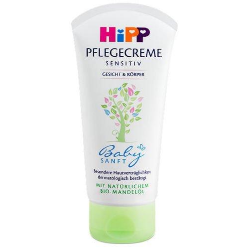 HiPP Babysanft Pflege-Creme, 1er Pack (1 x 75 ml)