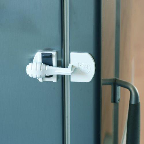 Baby Dan Frigorífico cerradura: Seguridad para cocina dispositivos