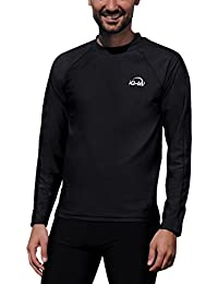 iQ UV 300 camiseta Loose Fit de manga larga, ropa de protección UV, 3XL