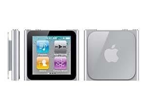 Apple iPod nano 16 GB, colore: Argento [Importato da Germania]