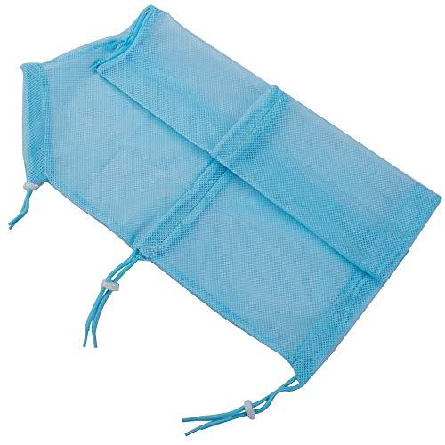 tzenversorgungen Katzenwaschbeutel Zum Baden Von Nägeln Clipping Ohrenreinigung Katzenpflege Kratzen, Feste Tasche Katze Badetasche (blaue Tasche) Geeignet für Familien ()